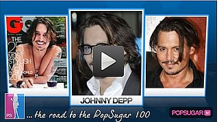 Video: Johnny Depp Is a PopSugar 100 Forever Favorite