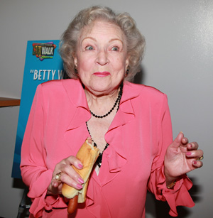 Betty White Facebook Campaigns For Emmys and Academy Awards