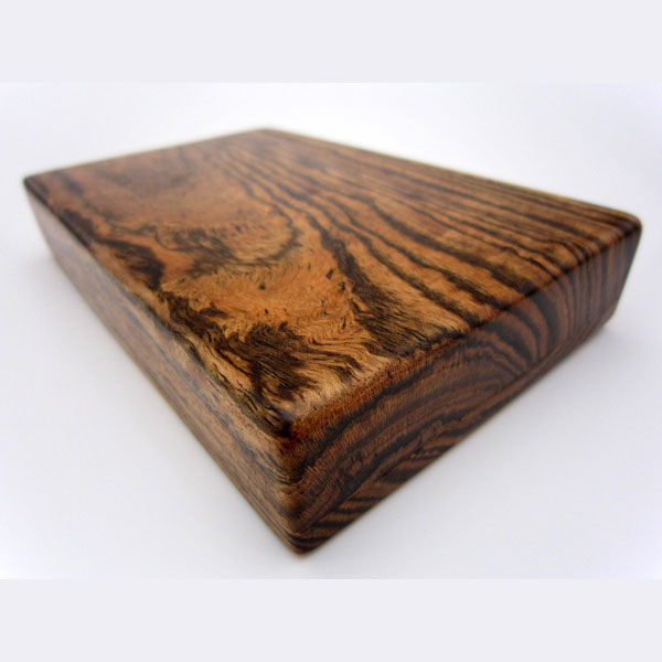 Bocote Wood 500GB Hard Drive ($167)