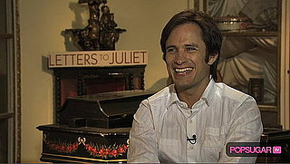 Gael Garcia Bernal Interview About Letters to Juliet 2010-05-13 01:00:00