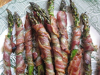 Pancetta-Wrapped Asparagus Recipe 2010-05-12 12:50:46