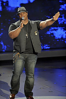 Michael Lynche Voted Off American Idol