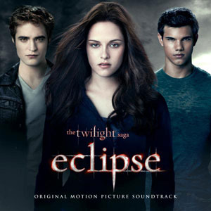 Twilight Eclipse Soundtrack Full List of Songs