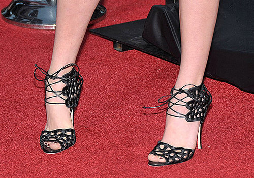 Guess Who is Wearing Brian Atwood Heels on the Red Carpet