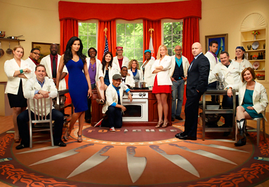 Meet the Contestants of Top Chef: Washington DC!
