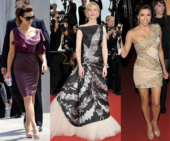 2010 Cannes Film Festival Kicks Off With Glitz and Gowns