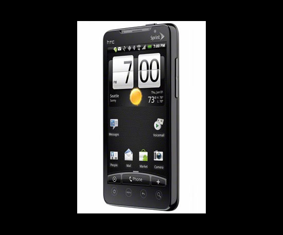 Sprint Will Launch the HTC EVO 4G in June