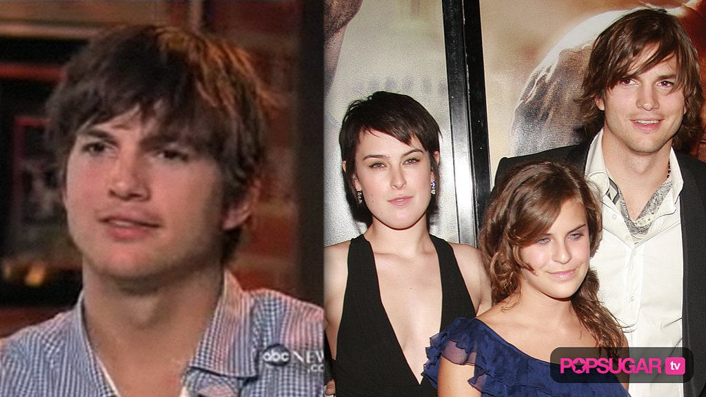 Ashton Kutcher and Demi Moore Baby Plans