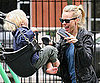 Slide Picture of Naomi Watts With Her Sons at Park