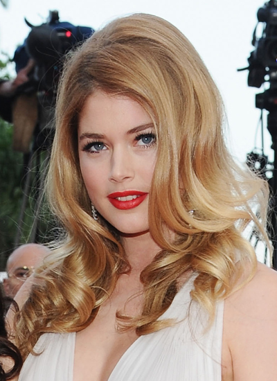 Doutzen Kroes at the Premiere of Of Gods and Men