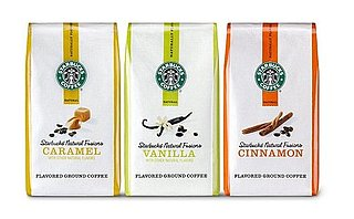 Starbucks to Launch Natural Fusions Flavored Coffee in June 2010