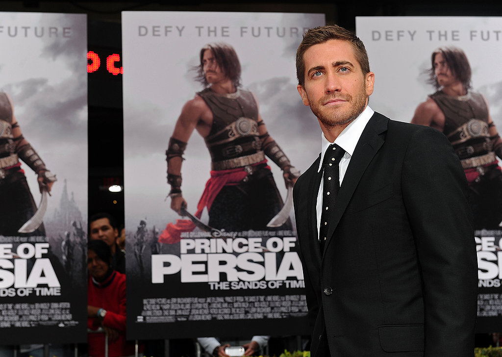 Pictures of Prince of Persia in LA