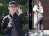 Photos of Sandra Bullock at the Gym Before the Oscars