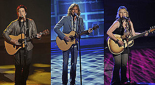 American Idol Recap of Top 3 Performances