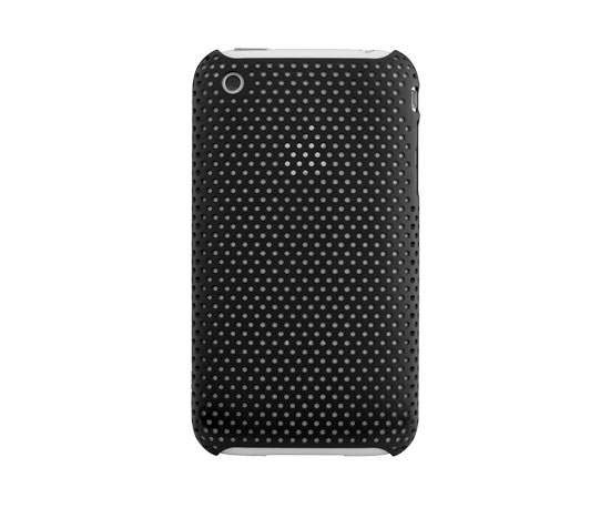 Photos of the InCase Perforated Snap Case