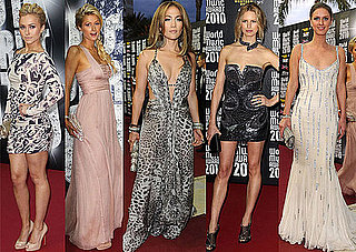 2010 World Music Awards Red Carpet