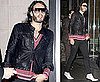 Pictures of Russell Brand Out in NYC Plus Infant Sorrow's Music Video From Get Him to the Greek