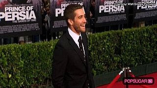 Video of Tom Cruise and Jake Gyllenhaal at Prince of Persia Premiere