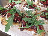 Roasted Strawberry Bruschetta Recipe 2010-05-19 15:38:42