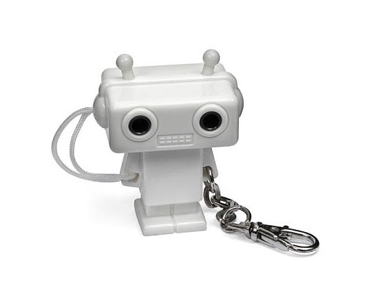 Robot Headphone Splitter ($8)