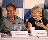 Slide Picture of Ryan Gosling and Michelle Williams Doing Press For Blue Valentine