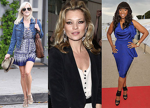 Kate Moss at Topshop Opening in London
