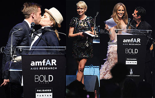 Pictures of Ryan Gosling, Michelle Williams, Jennifer Lopez And More at The amfAR Party in Cannes 2010-05-23 16:00:32