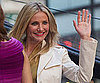 Slide Picture of Cameron Diaz at The Today Show in New York