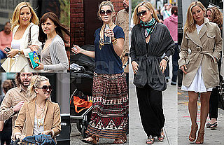 Pictures of Kate Hudson and Ginnifer Goodwin on the Set of Something Borrowed