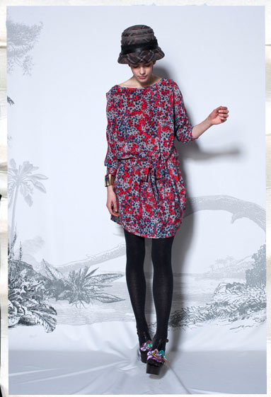 Sneak Peek! Suno, Fall '10