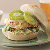 Salsa Verde Turkey Burger Recipe