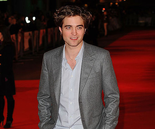 1. Robert Pattinson
