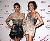 Slide Picture of Eva Longoria and Victoria Beckham at LG Event in LA