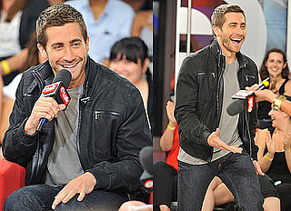 Pictures of Jake Gyllenhaal at eTalk For Prince of Persia 2010-05-26 05:00:00