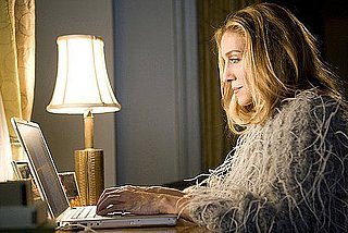 Carrie Bradshaw Keeps Her Mac in Sex and the City 2