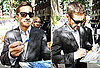 Pictures of Jake Gyllenhaal Signing Autographs in NYC