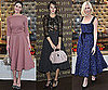 Pictures of Gemma Arterton, Alexa Chung, and Kirsten Dunst at Louis Vuitton Bond Street Opening in London
