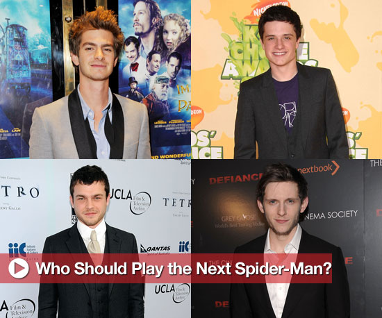 Who's Your Pick to Play the New Spider-Man?