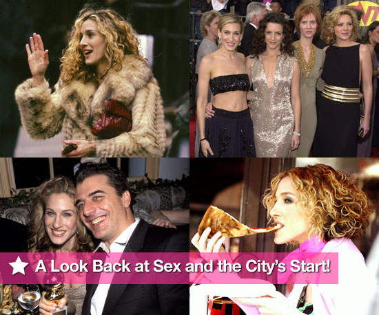 Friday Flashback: A Look Back at Sex and the City's Fabulous Start!