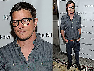 Pictures of Josh Hartnett at a Gala in NYC 2010-05-27 13:30:00