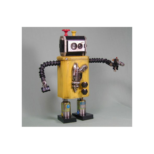 Found Object Robot ($178)