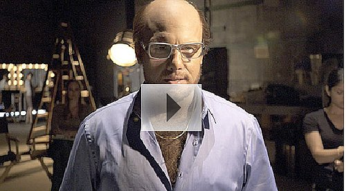 Video of Tom Cruise as Les Grossman For MTV Movie Awards 2010-05-29 08:00:00
