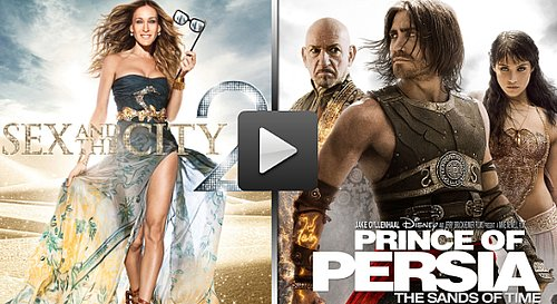 PopSugar Poll: Will You See Both Sex and the City 2 and Prince of Persia?