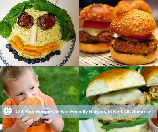 Get Your Burger On: Kid-Friendly Burgers to Kick Off Summer