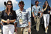 Pictures of Bradley Cooper and Jessica Biel at the Nascar Coca-Cola 600 in NC 2010-06-01 14:00:00
