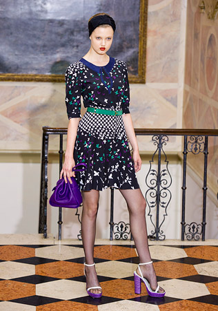 A Look At Resort 2011: Yves Saint Laurent: Vogue's Daily Coverage of Fashion, Beauty, Parties and More