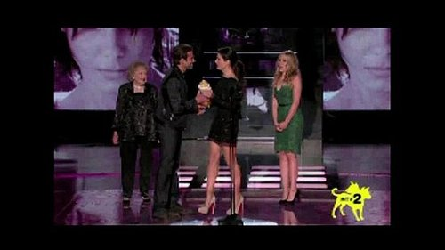 Video of Sandra Bullock's Generation Award Acceptance Speech at MTV Movie Awards