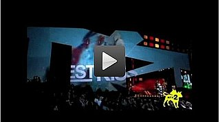 Video of Robert Pattinson and Kristen Stewart Best Kiss Acceptance 2010 MTV Movie Awards 2010-06-06 19:37:44