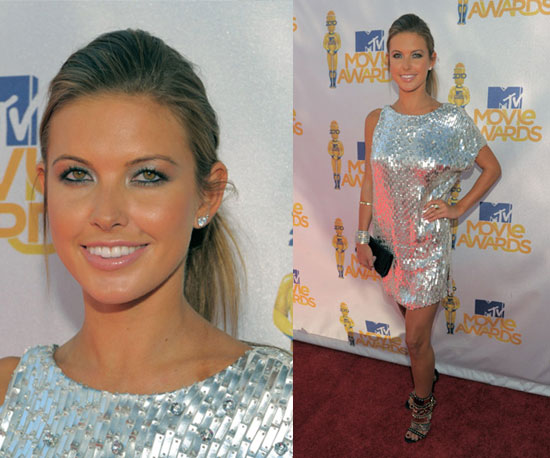 Audrina Patridge at 2010 MTV Movie Awards 2010-06-06 16:44:43