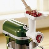 KitchenAid Stand Mixer Food Grinder Attachment
